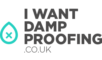 I Want Damp Proofing logo